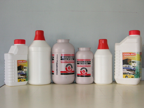 Oil Lubricant Containers